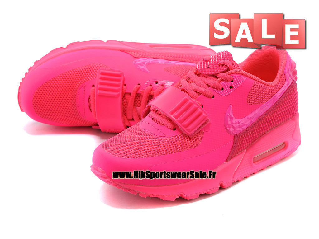 huge selection of 838dd 66f97 ... Nike Air Max 90 Yeezy 2 GS Design by Blkvis - Chaussure Nike Sportswear  Pas Cher ...