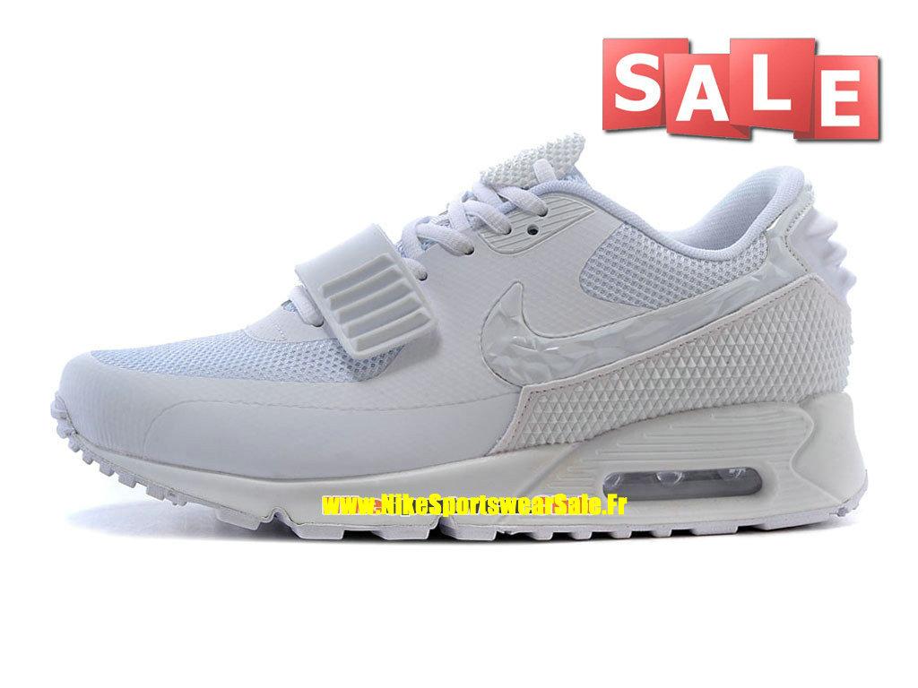 low priced cfc23 977d3 ... Nike Air Max 90 Yeezy 2 SP (Blkvis) - Men´s Nike Custom ...