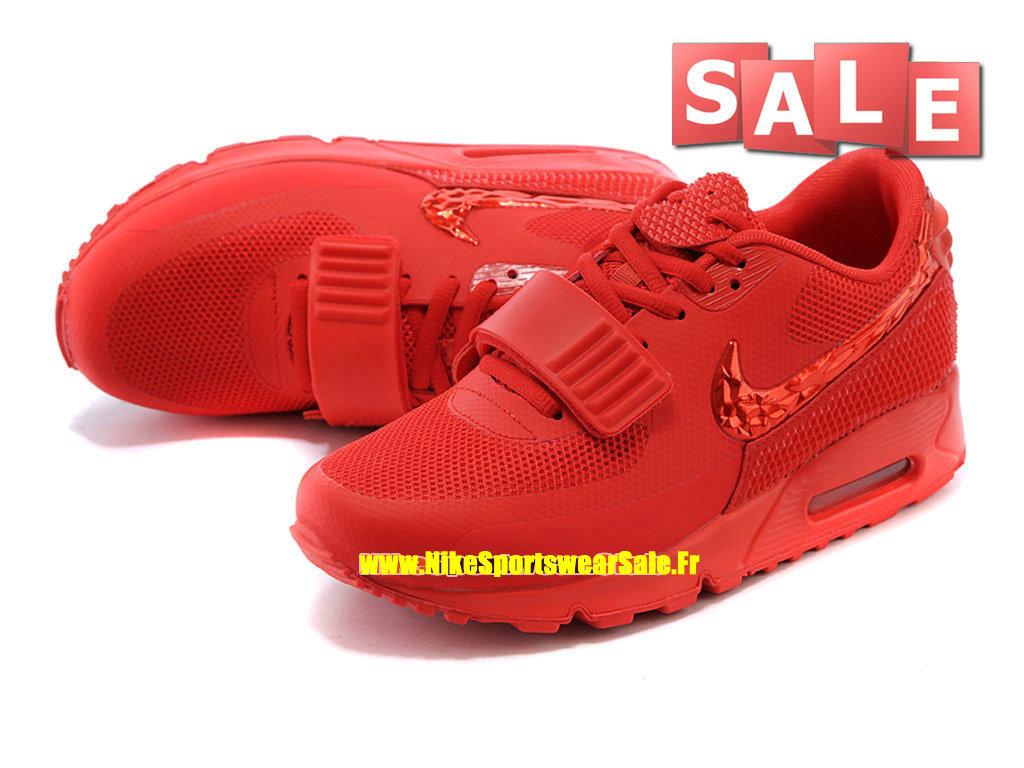 low priced 39b46 b2ba5 ... Nike Air Max 90 Yeezy 2 SP (Blkvis) - Men´s Nike Custom ...