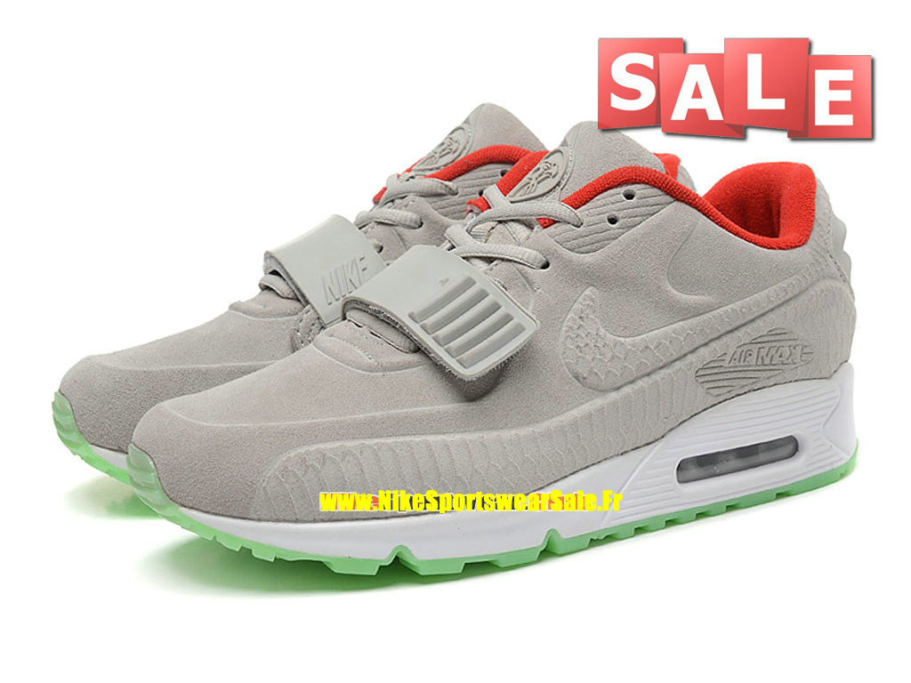 sneakers for cheap ea0f5 7cf10 ... Nike Air Max 90 Yeezy X BLKVIS Gallery - Chaussure Nike Sportswear Pas  Cher Pour Homme ...