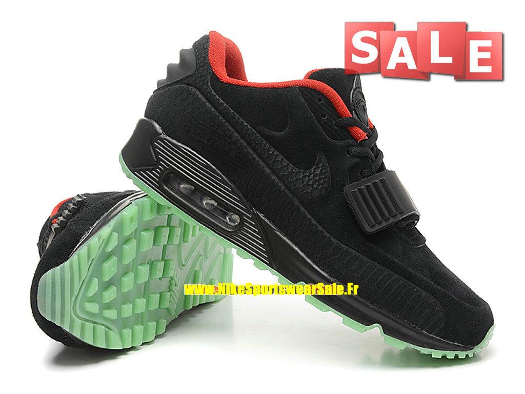 lowest price 443f2 bdebc ... Nike Air Max 90 Yeezy X BLKVIS Gallery - Men´s Nike Custom Sports Shoe  ...