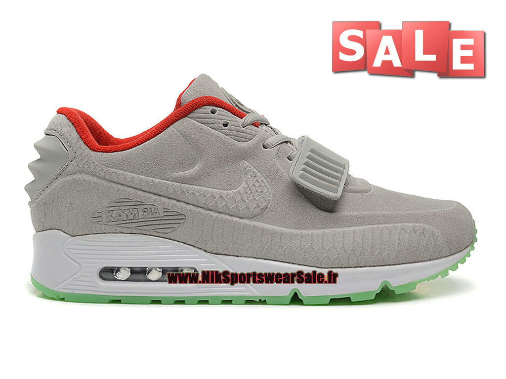 the latest 388bc b453f Nike Air Max 90 Yeezy X BLKVIS Gallery GS - Chaussure Nike Sportswear Pas  Cher Pour ...
