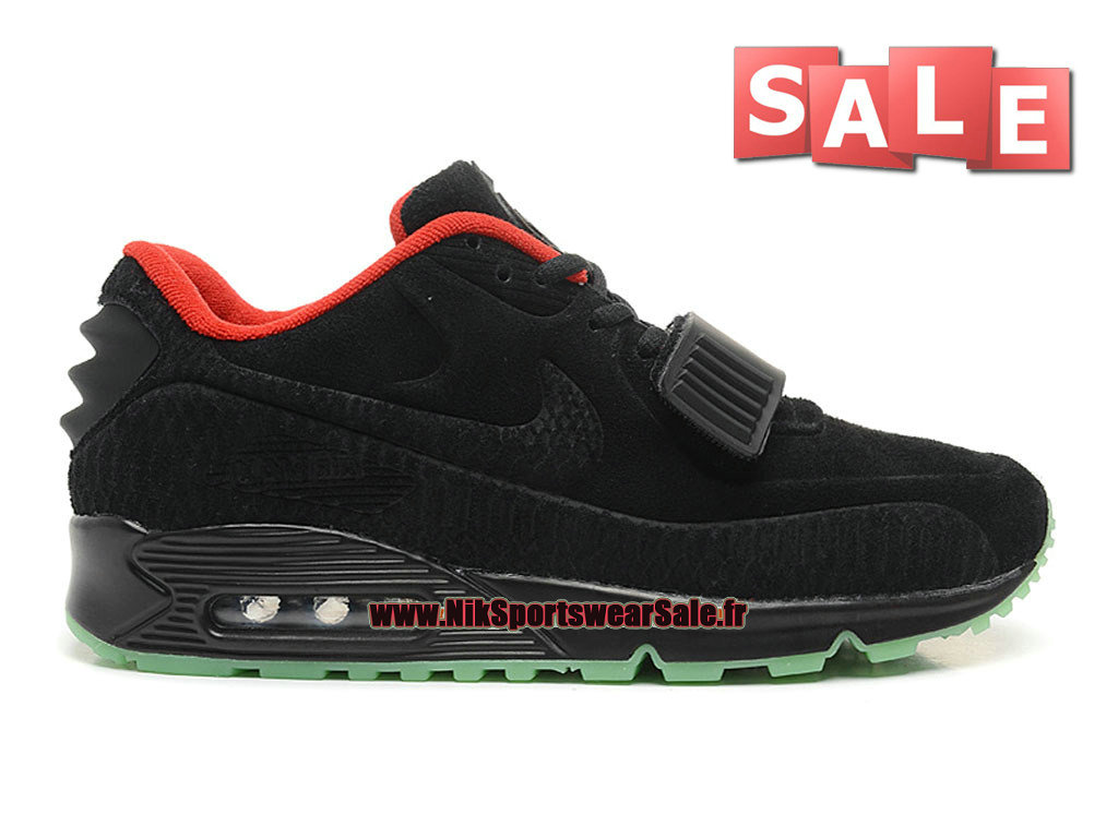 the latest 48719 6175b Nike Air Max 90 Yeezy X BLKVIS Gallery GS - Chaussure Nike Sportswear Pas  Cher Pour ...