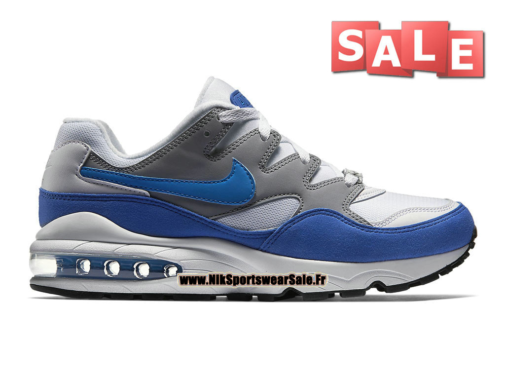 Nike Air Max 94 - Men´s Nike Sportswear Shoes Wolf Grey White  ... dbb886460c