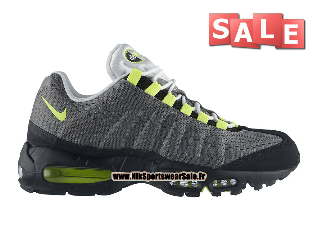 save off 55cd3 be958 Nike Air Max 95 EM - Men´s Nike Sportswear Shoe Cool Grey Volt