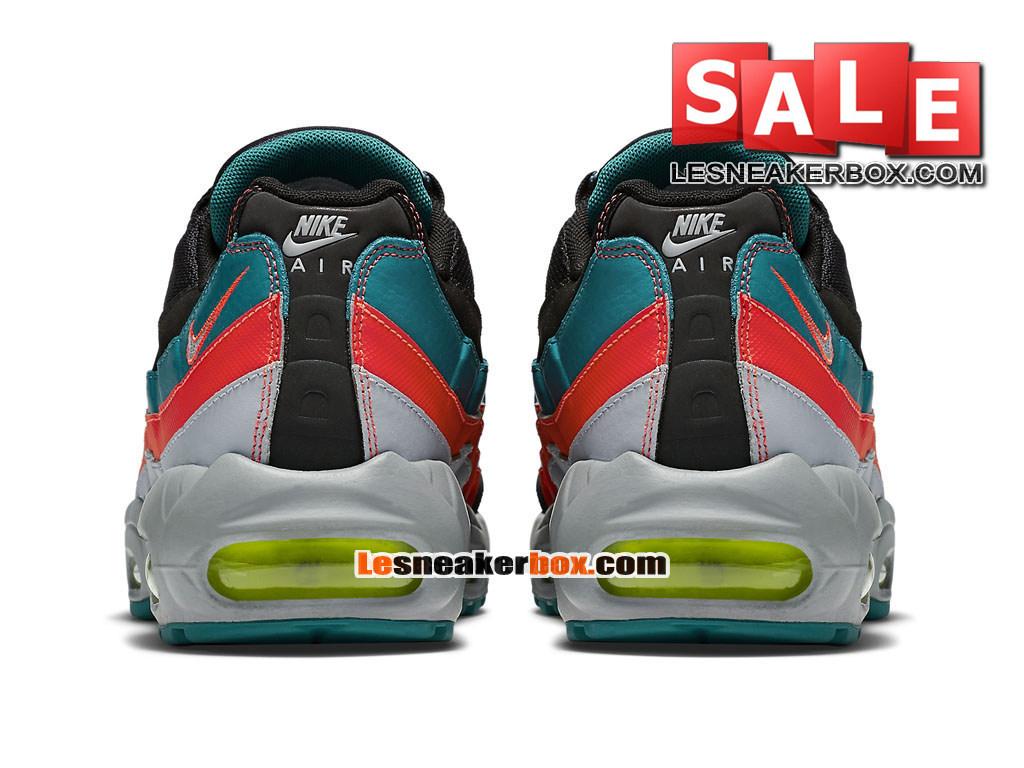 3a89741094 ... Nike Air Max 95 Essential - Chaussures de Sports Nike Pas Cher Pour  Homme Noir/