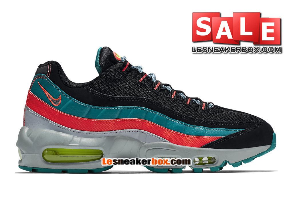 super popular c6148 f9742 Nike Air Max 95 Essential - Men´s Nike Sports Shoes Black Wolf Grey