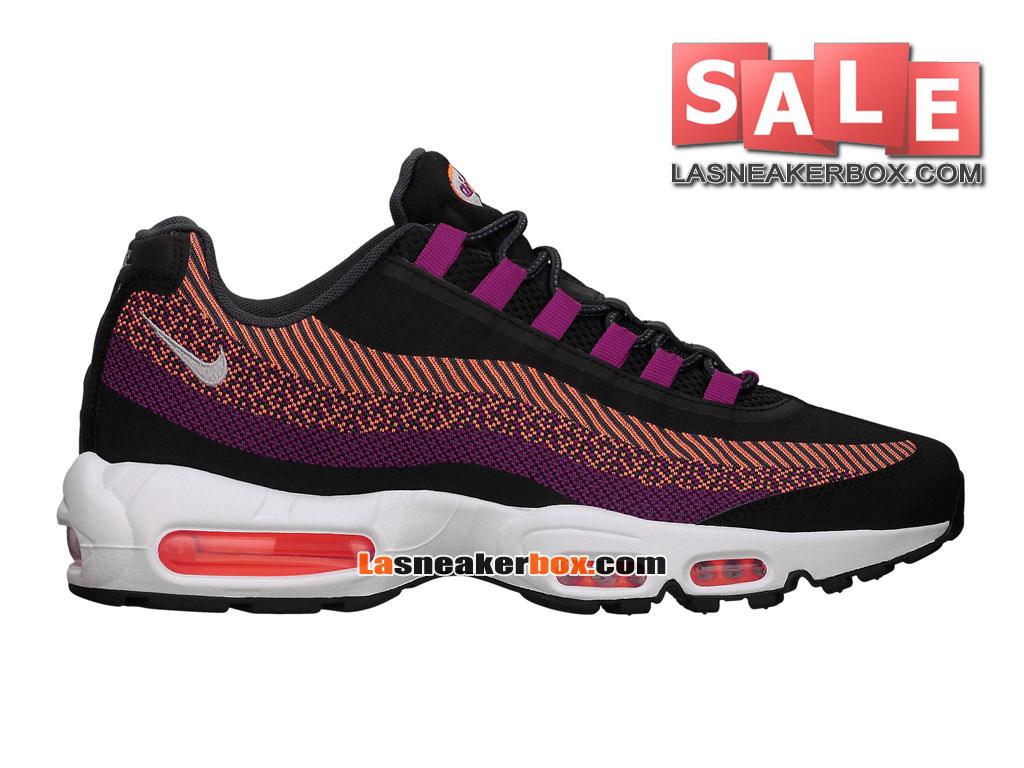 Nike Air Max 95 Jacquard Chaussures Nike Sportswear Pas