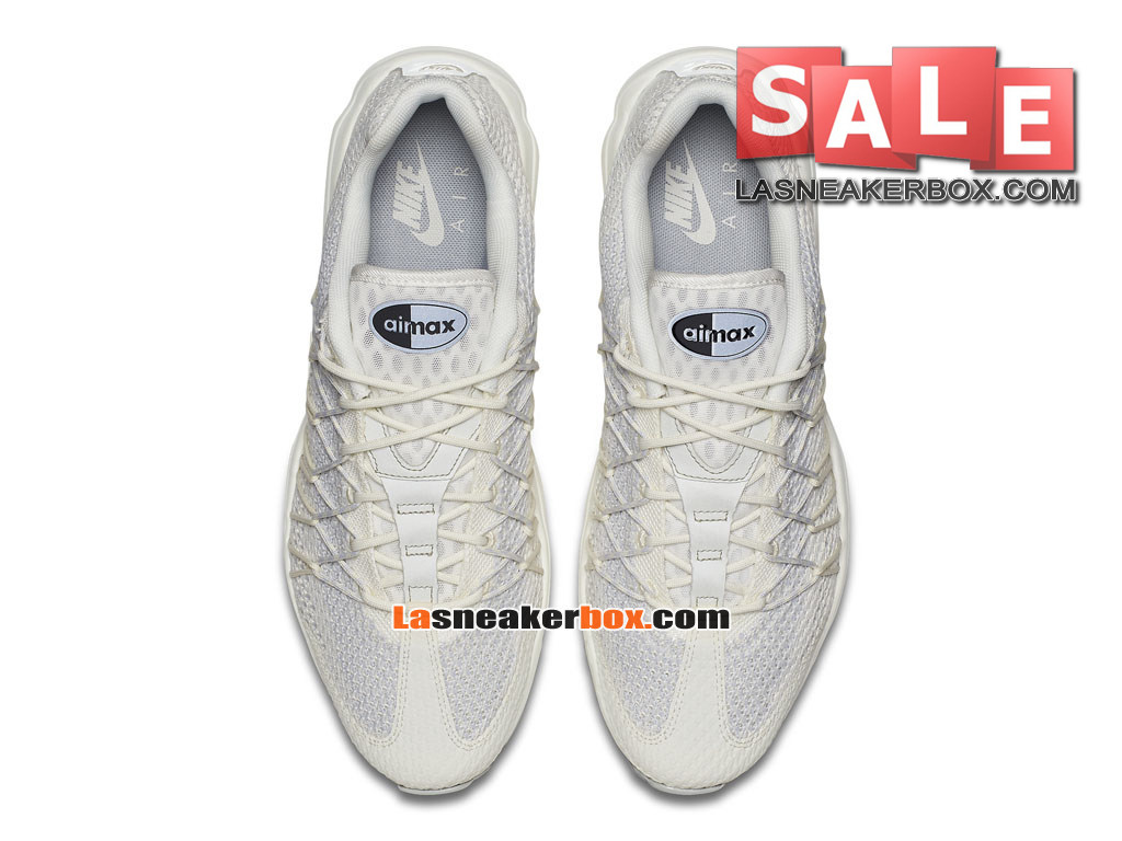 Pur Max Cher Immaculéanthraciteplatine Chaussure Homme Jacquard Sportswear 95 Pour Nike Marineblanc Pas Air Ultra Jl1cFK