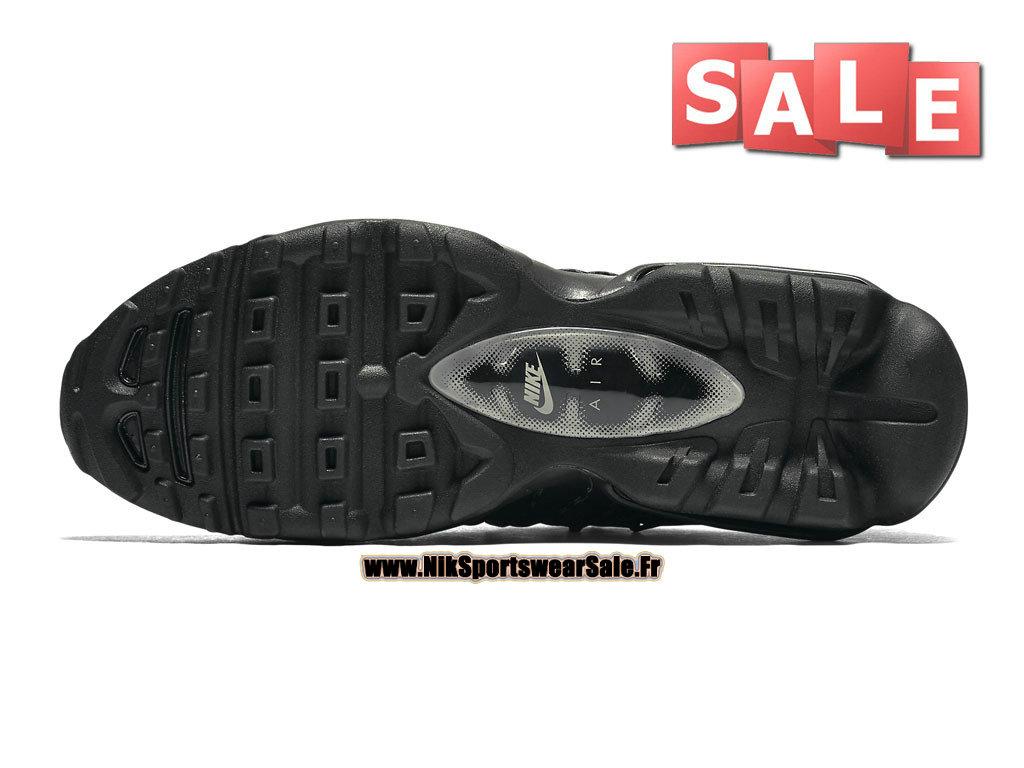72717ecb49c2 ... Nike Air Max 95 Ultra Jacquard - Chaussure Nike Sportswear Pas Cher Pour  Homme Noir/ ...
