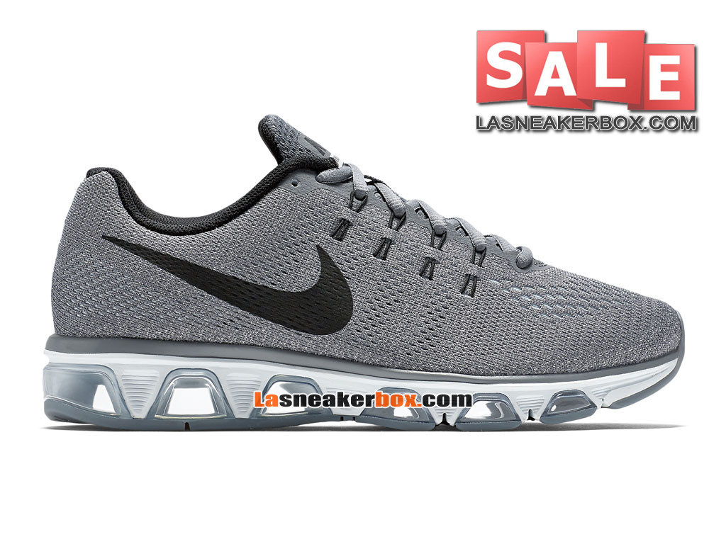 Nike Air Max Tailwind 8 - Chaussure de Nike Running Pas Cher Pour Homme Gris froid/Platine pur/Blanc/Noir 805941-002