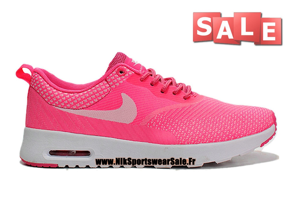 the latest 89969 5abae Nike Air Max Thea Jacquard GS (Nike iD) - Officiel Nike Chaussure Pas Cher