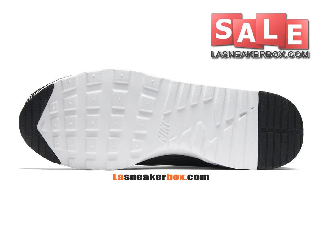 new concept 1b395 700f4 ... Nike Air Max Thea Jacquard GS - Nike Sportswear Chaussure Pas Cher Pour  Femme Enfant ...