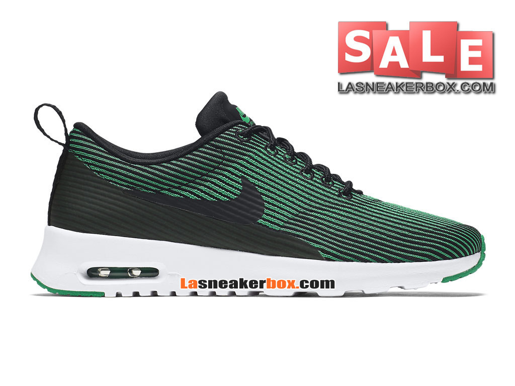 c50b15512598 Nike Air Max Thea Jacquard GS - Nike Sportswear Shoes Cheap For Women    Child Black
