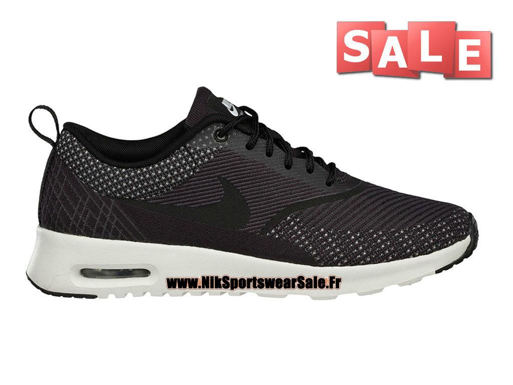new product 5721e 72fa0 Nike Air Max Thea Jacquard GS - Officiel Nike Chaussure Pas Cher Pour Femme  Enfant