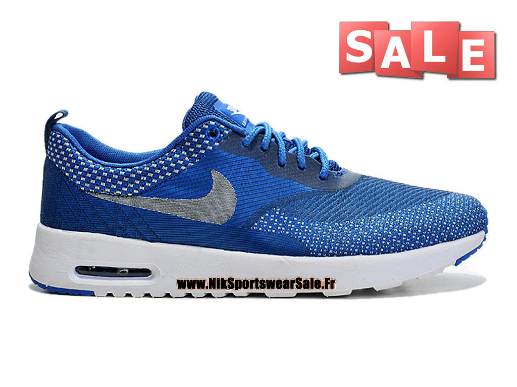 quality design f3c09 9c7c8 Nike Air Max Thea Jacquard (Nike iD) - Nike Sportswear Chaussure Pas Cher  Pour ...