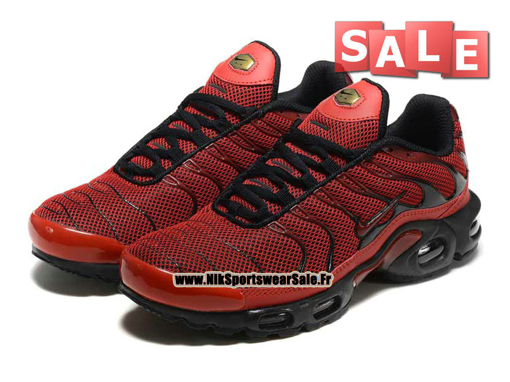 online retailer c33e7 501e5 Nike Air Max Plus/Tuned 2014 - Men´s Nike Sportswear Shoes Red/Black ...