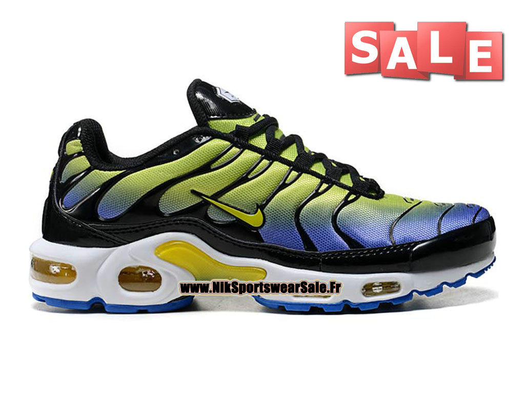 nike air max plus tuned 2015 men s nike sportswear shoes yellow blue black white 604133 203. Black Bedroom Furniture Sets. Home Design Ideas