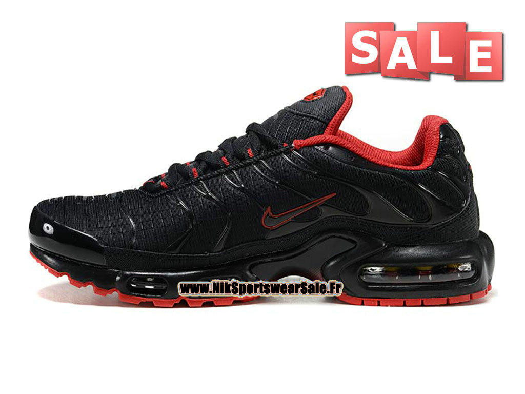quality design 7ff57 25e50 ... Nike Air Max Plus Tuned Mesh - Men´s Nike Sportswear Shoes Black  ...