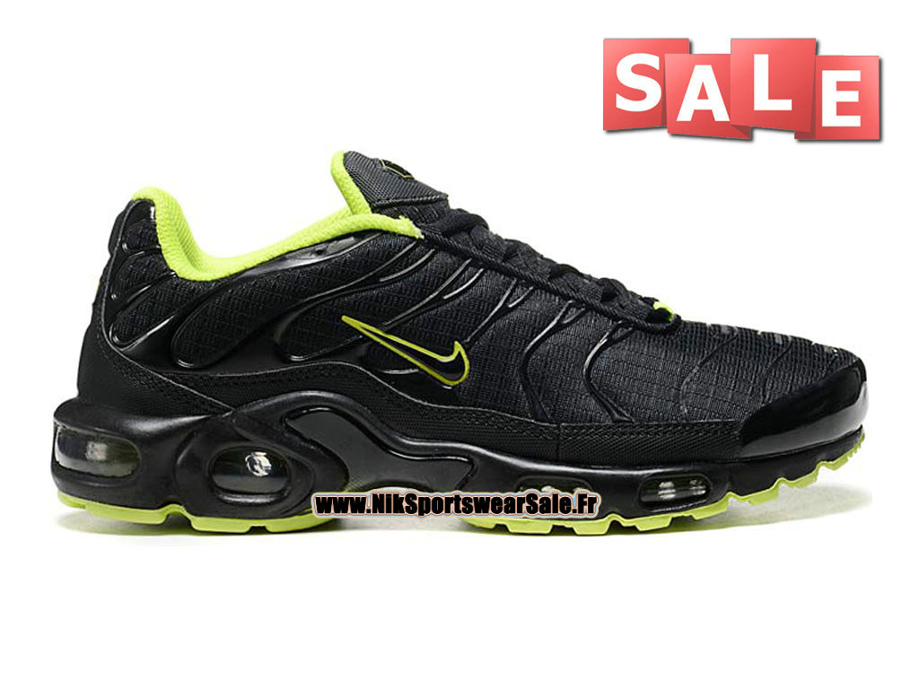best service dc297 81ab4 Nike Air Max Plus Tuned Mesh - Men´s Nike Sportswear Shoes Black  ...