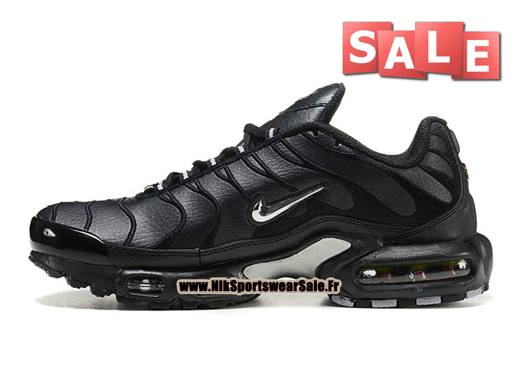 new concept 90004 b876e ... Nike Air Max Plus Tuned TPU - Men´s Nike Sportswear Shoes White  ...