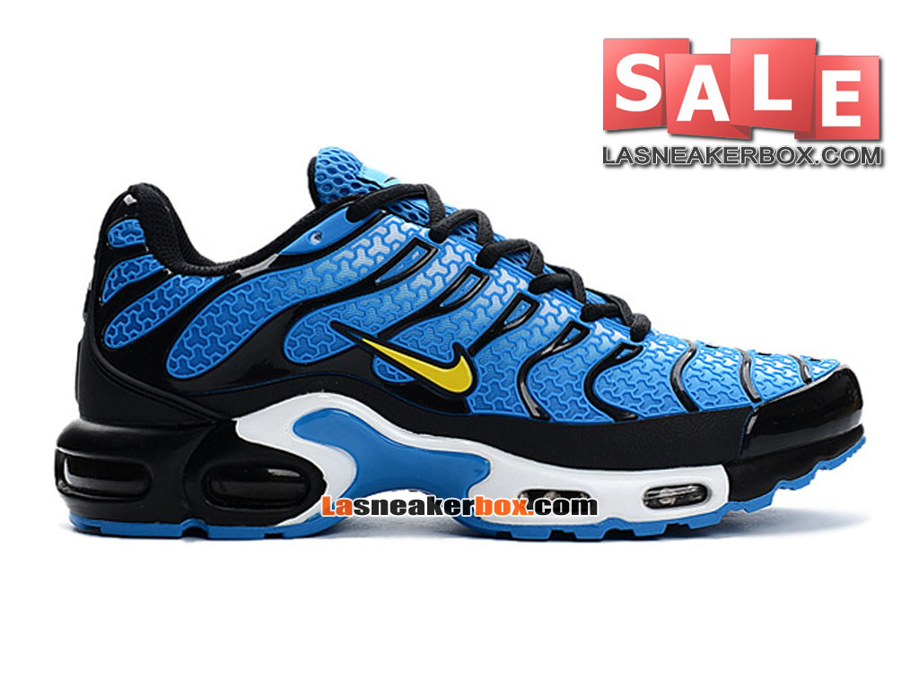 Nike Air Max Tn Men Shoes Black White