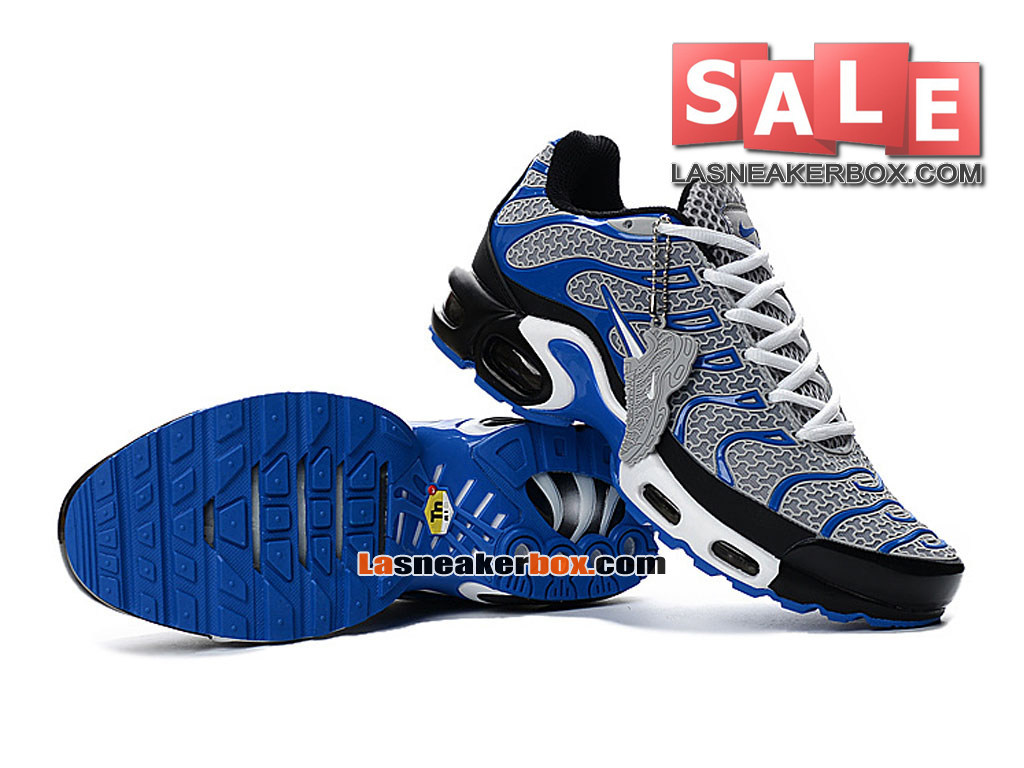 buy online afab1 25d2e ... Nike Air Max Tn Tuned Requin TXT (KPU) - Chaussures Nike Pas Cher ...
