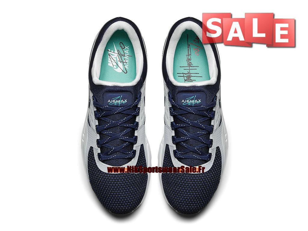 pretty nice 79c96 49e53 ... Nike Air Max Zero - Chaussure Mixte Nike Sportswear Pas Cher (Taille  Homme) Blanc ...