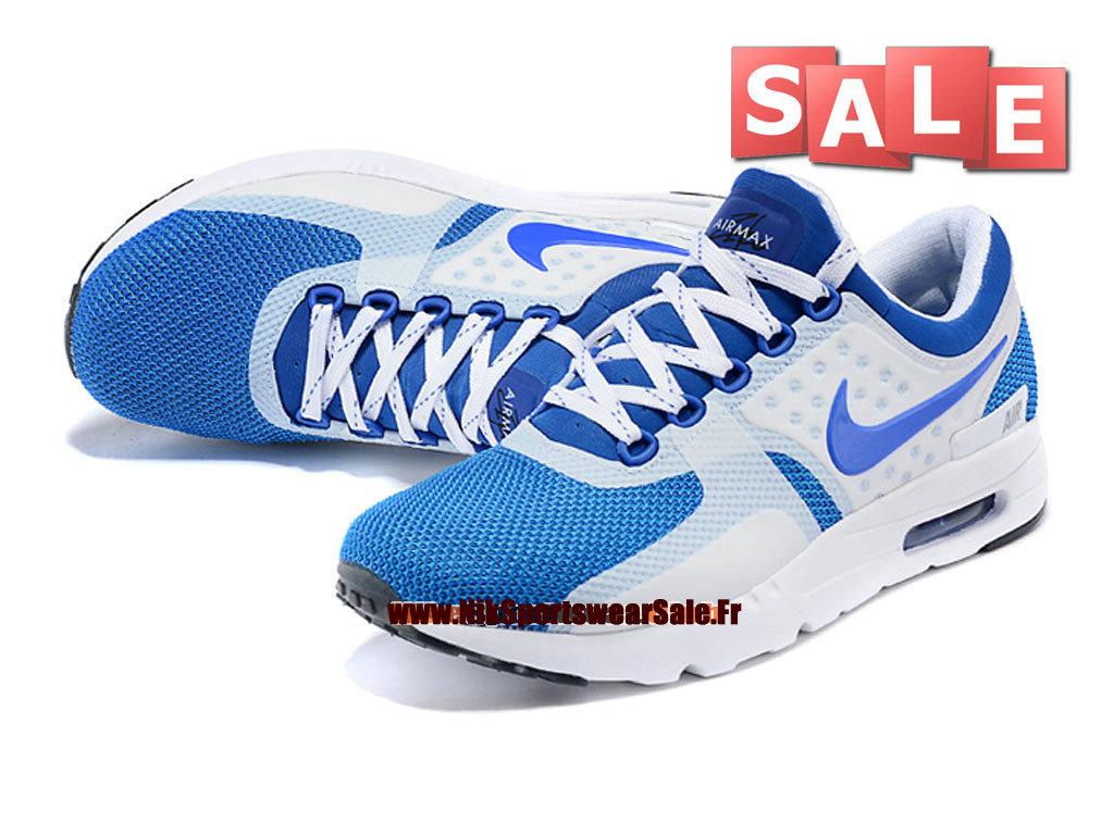 low priced b8b14 67b1d ... Nike Air Max Zero - Unisex Nike Sportswear Shoe (Men´s Sizing) Blue