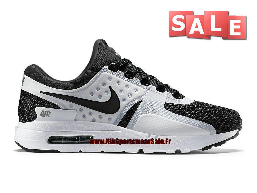on sale 9e514 9fadd Nike Air Max Zero - Unisex Nike Sportswear Shoe (Men´s Sizing) Black