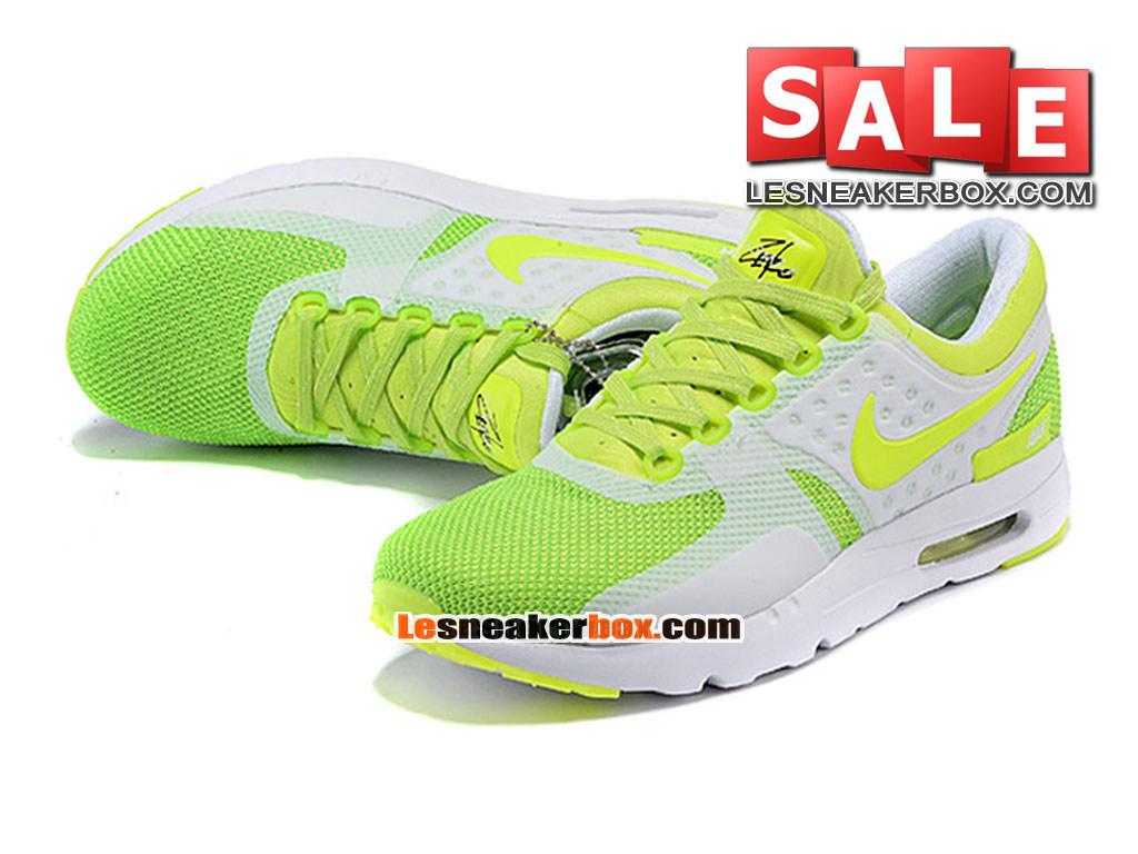 best website 2e29d 5a976 ... Nike Air Max Zero - Unisex Nike Sportswear Shoe (Men´s Sizing) Volt