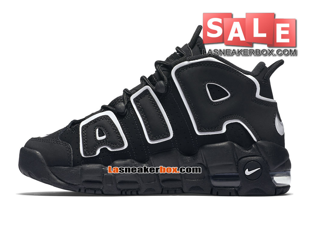 61218b39d56a2 ... Nike Air More Uptempo (2016) GS - Chaussures Nike LifeStyle Pas Cher  Pour Femme ...