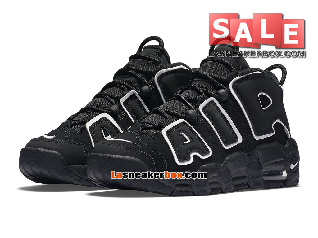check out 0d947 0cd76 ... Nike Air More Uptempo (2016) GS - Chaussures Nike LifeStyle Pas Cher  Pour Femme ...