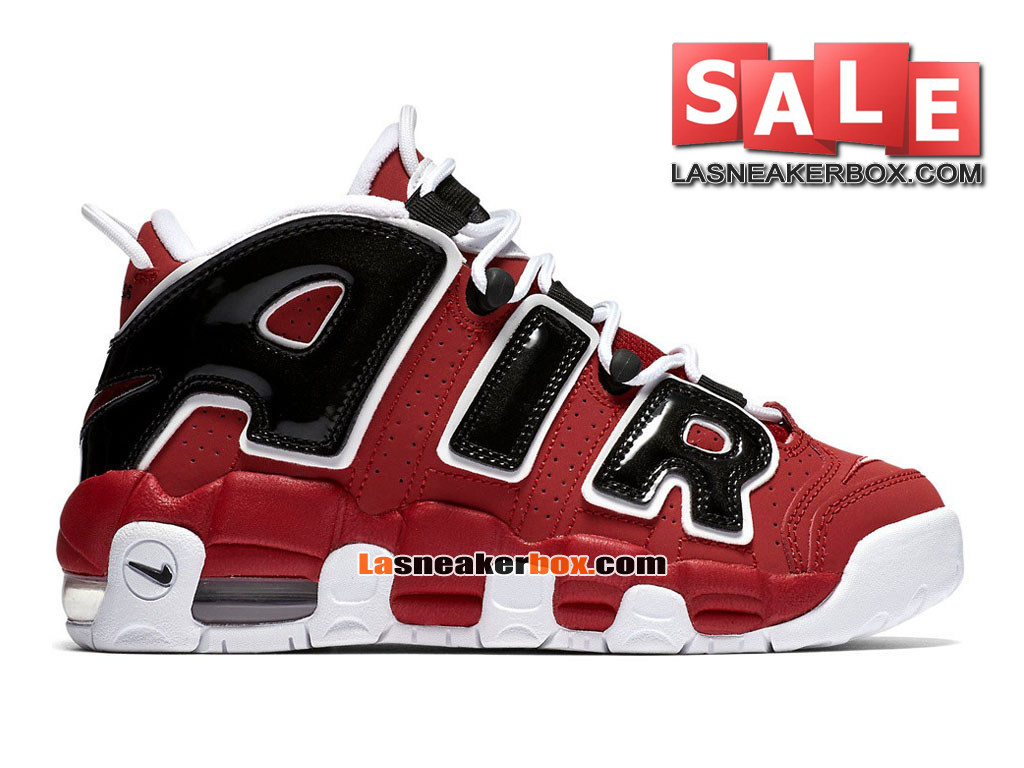 b67dd6333569f Nike Air More Uptempo (2016) GS - Chaussures Nike LifeStyle Pas Cher Pour  Femme ...