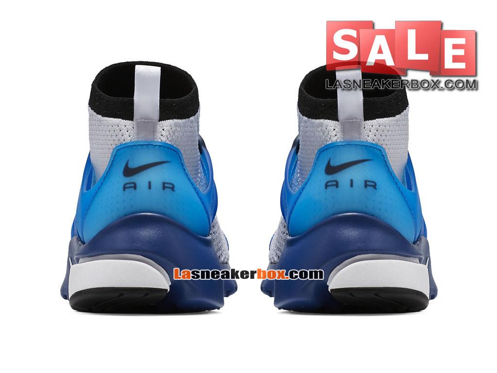 9fd93bde9c5f5 ... Nike Air Presto Ultra Flyknit - Men´s Nike Sports Shoes White Racer Blue