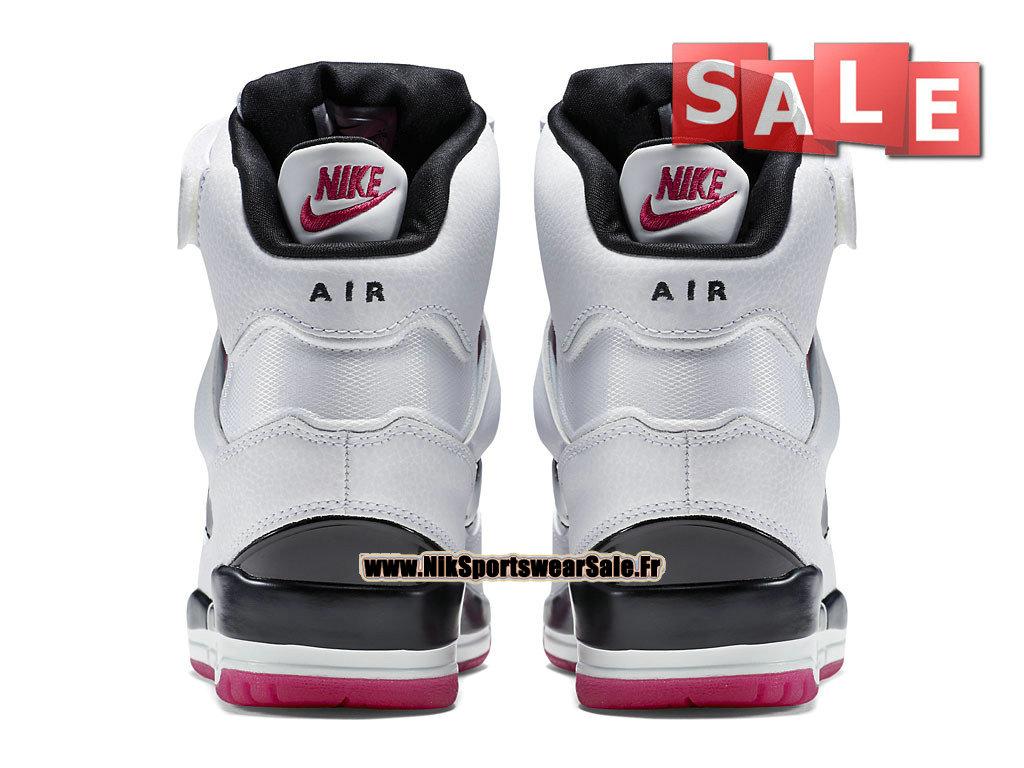 brand new 21916 2f8f6 ... Nike Air Revolution Sky Hi GS - Women´s Nike Sport Fashion Shoe White
