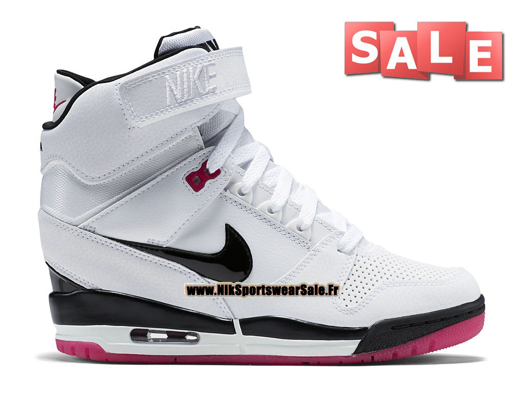 NIKE AIR REVOLUTION SKY HI LIBERTY LONDON QS WOMEN´S NIKE SPORT FASHION SHOE BlackSolar Red 632181 006 1701120576 Basketball Shoes Store Online