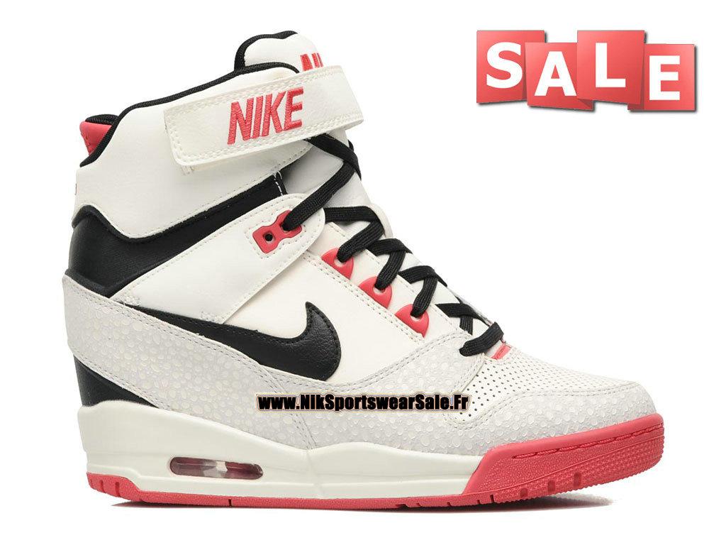 online store 9cadd b5fbb Nike Air Revolution Sky Hi GS - Women´s Nike Sport Fashion Shoe Sail  ...