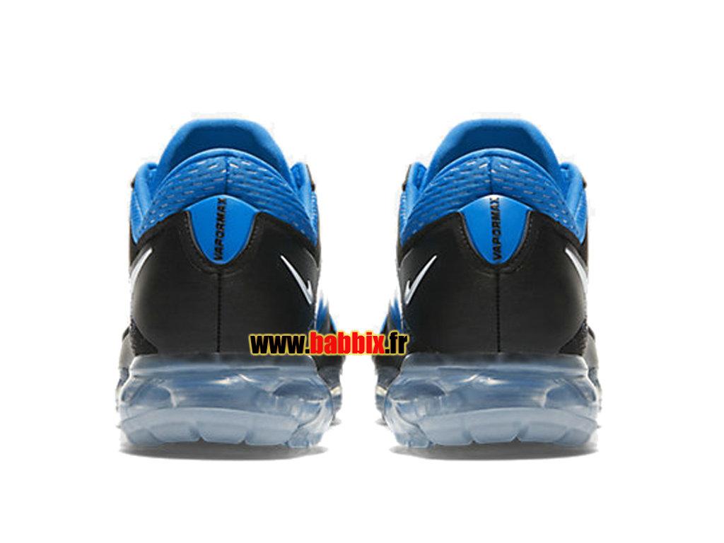 uk availability 8f8ee 003b9 ... Nike Air VaporMax Bleu/Noir AH9046-400 Chaussure Running Homme