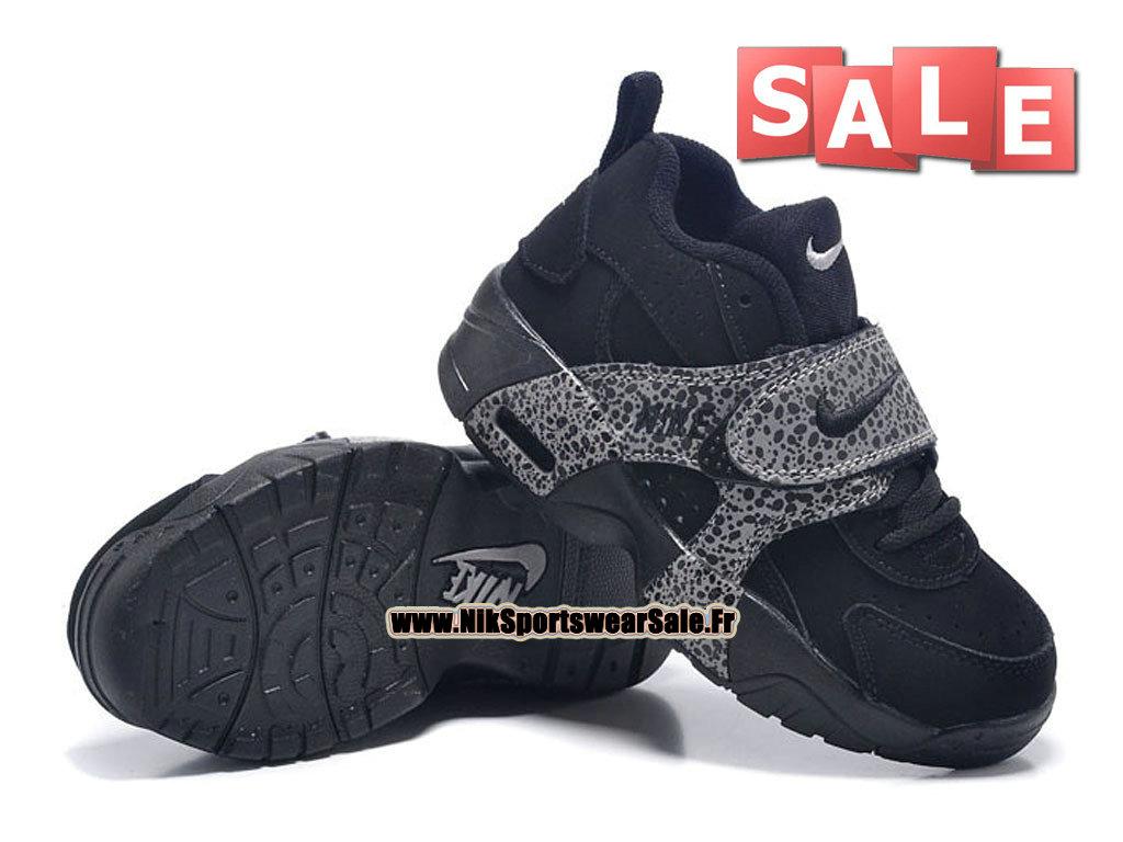 ec4909eb39820 ... Nike Air Veer PS - Chaussure de Nike Sports Pas Cher Petit Enfant Noir  Gris