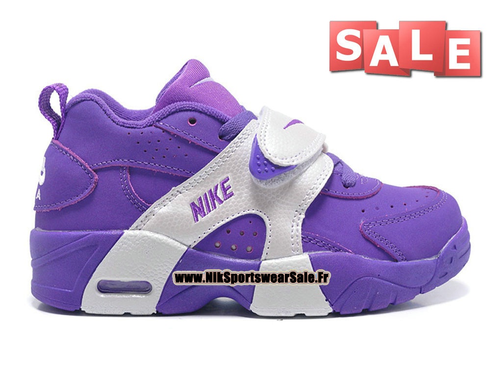 76289540e1b31 Nike Air Veer PS - Chaussure de Nike Sports Pas Cher Petit Enfant Violet  électrique  ...