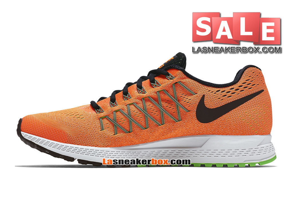 promo code 519a3 a5529 ... Nike Zoom Winflo 3 - Men´s Nike Running Shoe Total Orange/Black/ ...