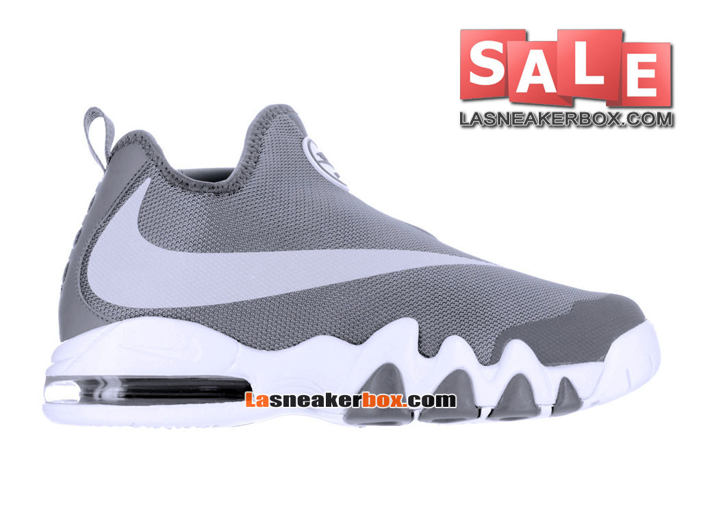 Nike Big Swoosh - Chaussures et Sneakers LifeStyle Nike Pas Cher Pour Homme Gris froid/Platine pur/Blanc 832759-002