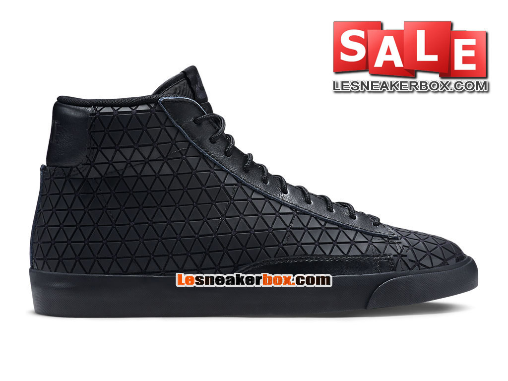 competitive price 70c47 12d9c Nike Blazer Low x Pedro Lourenço - Chaussures Basses Nike LifeStyle Pas  Cher Pour Homme Noir ...