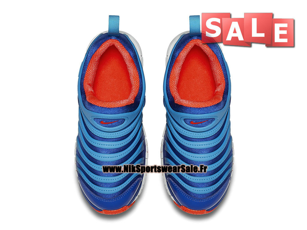 da81d2ca72137 Nike Dynamo Free PS - Chaussures Nike Pas Cher Pour Petit Enfant Bleu ...