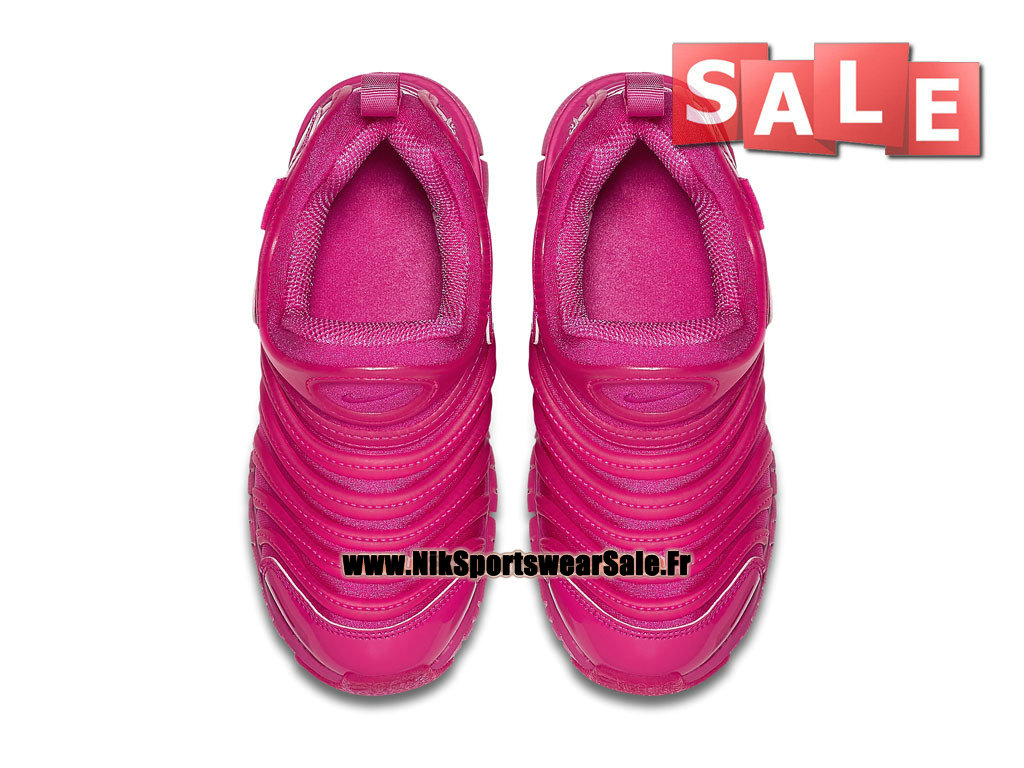 Nike Dynamo Pas Free PS Chaussures Nike Pas Dynamo Cher Pour Petit Fille Rose ad9ccb