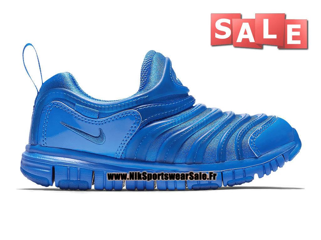 8b7e1ea9efc8d Nike Dynamo Free PS - Chaussures Nike Pas Cher Pour Petit Garçon Bleu photo  Bleu ...