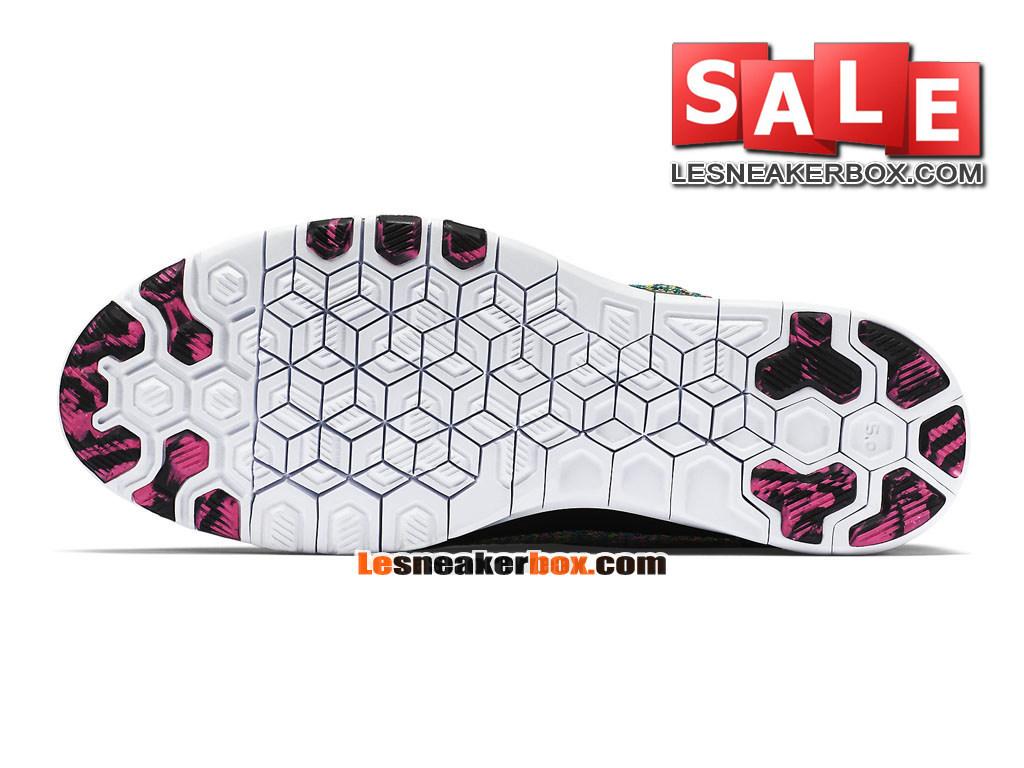 debf51caaf5 ... Nike Free TR 5.0 Flyknit - Men´s Nike Training Shoe Radiant  Emerald Pink ...