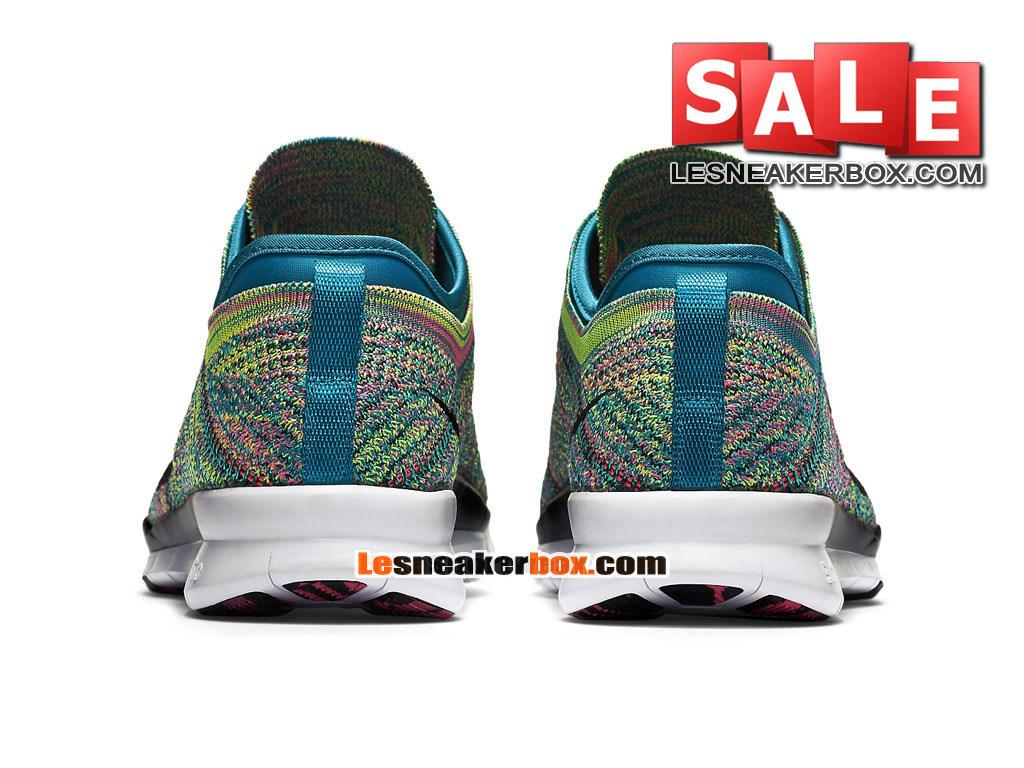 a7baa1dbf3a ... Nike Free TR 5.0 Flyknit - Men´s Nike Training Shoe Radiant Emerald Pink