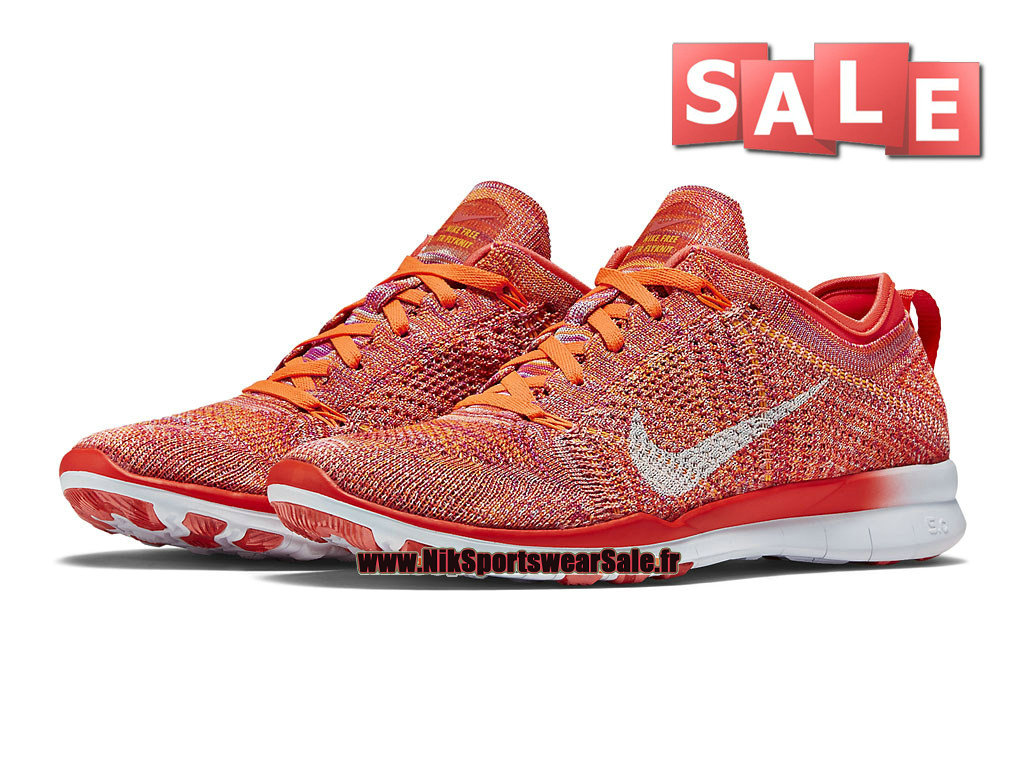 sneakers for cheap 2bbed f28d6 ... Nike Free TR 5.0 Flyknit GS - Chaussure de Training Nike Pas Cher Pour  Femme  ...